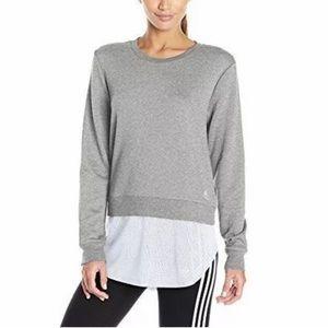 Adidas Athletics Dual Layer Sweatshirt